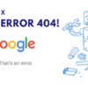 how to fix google cache error 404