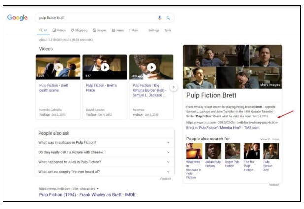 google killed right side feature snippet bar