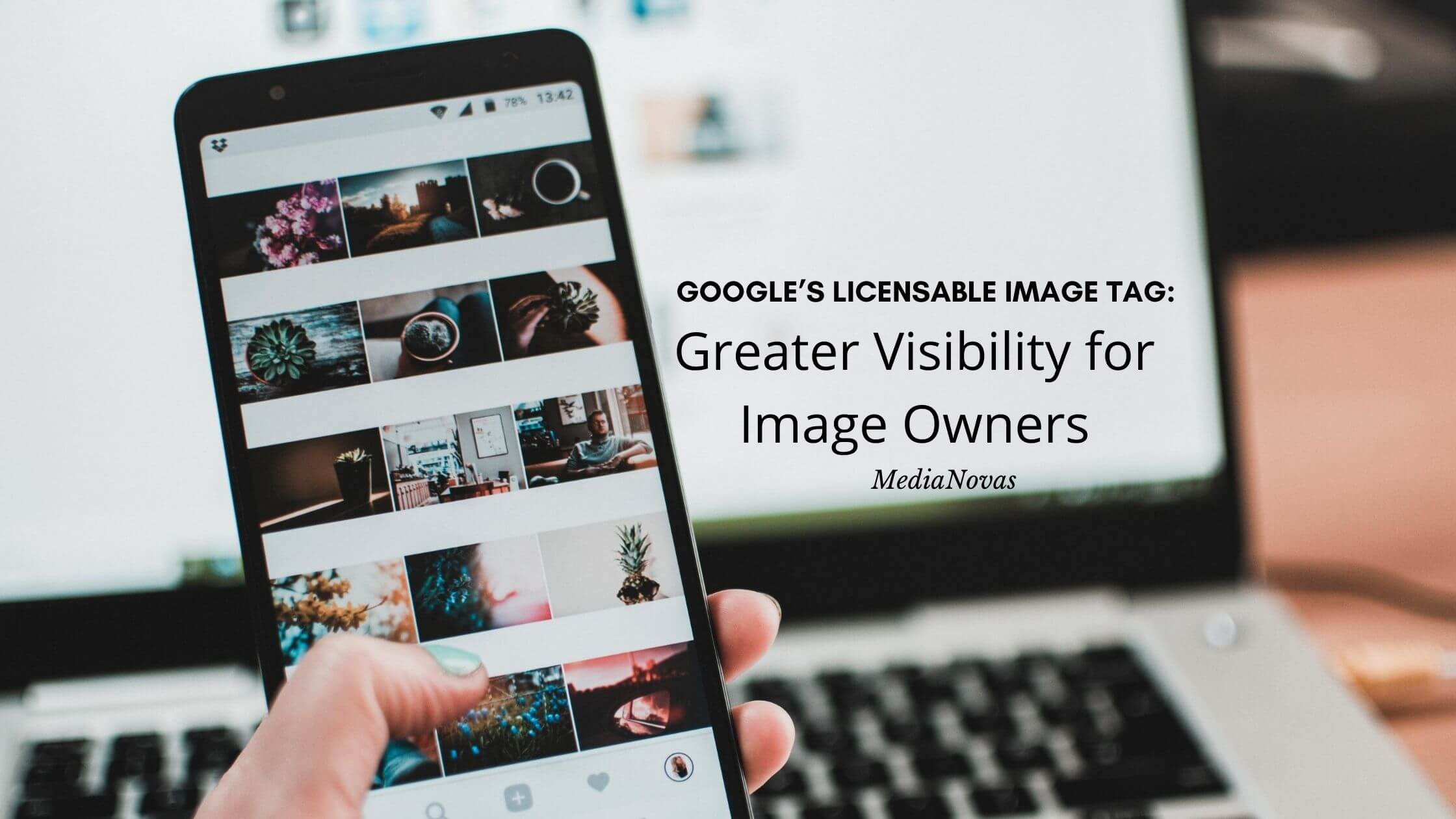 Greater Visibility for Image Owners